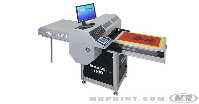 i-Image STE I™ Computer-to-Screen (CTS) Imaging-Exposure System (M&R)