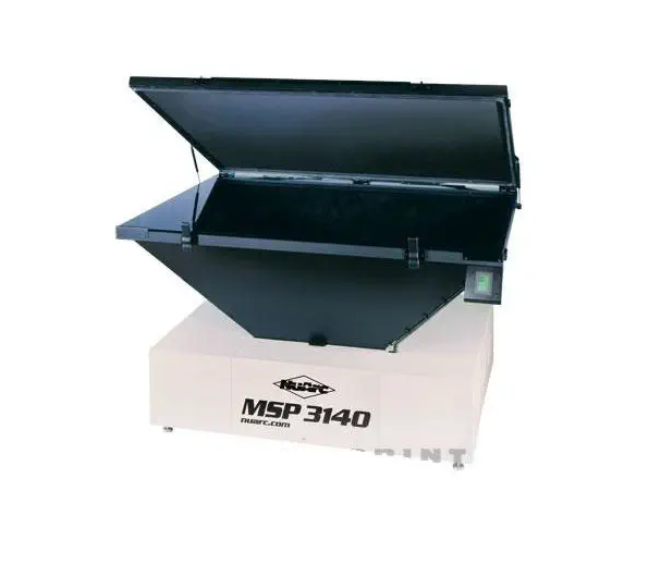 Machine MSP 3140 CTS et TRI-LiGHT (M&R)