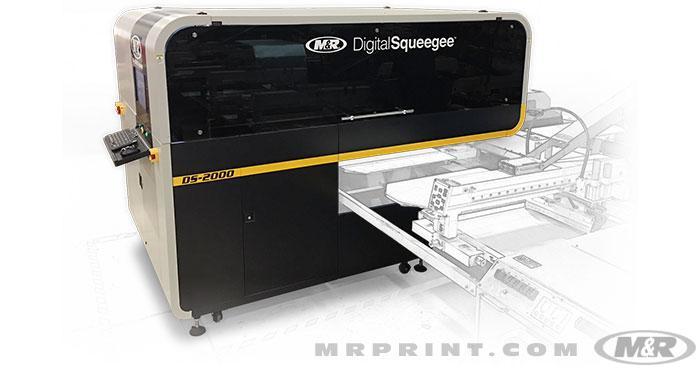 DS-4000 Digital Squeegee / DS-2000 Digital Squeegee